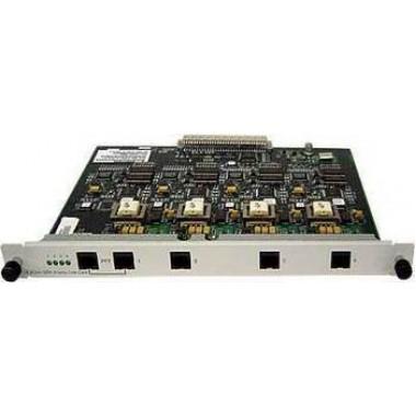 3Com 3C10114 NBX 4 Port Line Card (FXO) Analog Line Card