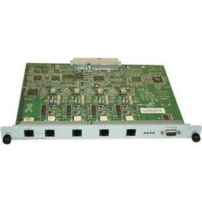 NBX 4-Port Analog FXO Line Card SS3 Version