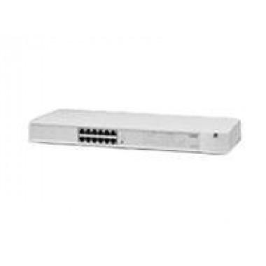 3Com 3C16592A SuperStack II Baseline Dual Speed Ethernet Hub 12-Ports