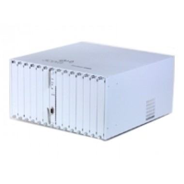 3Com 3C16820 4005 Swich Chassis with MGMT Fab 1 x AC Power Supply