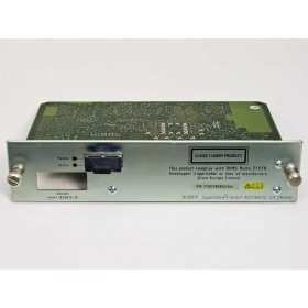1-Port Gigabit Ethernet 1000Base-SX SC MMF Module for 1100/3300 Switch