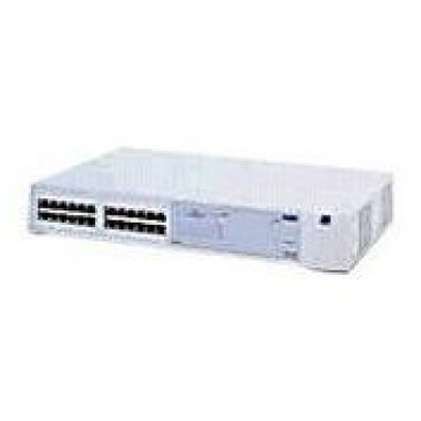 3Com 3C16986A SuperStack 3 Switch 3300 TM 24-Port 10/100Base-TX 1U RJ45