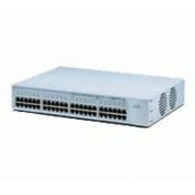 SuperStack 3 Workgroup Switch 4300, 48-Port 10/100Base-TX, (2) Module Slots, Redundant Power Supply