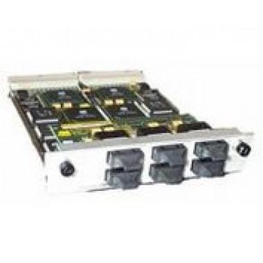3Com 3C35410 CoreBuilder 3500 6-Port FDDI Switch Module, MMF SAS DAS
