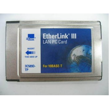 EtherLink III LAN PC Card TP