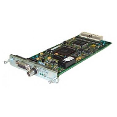 NetBuilder II Ethernet Module AUI & BNC Connections