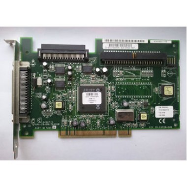 Ultra Wide PCI SCSI Controller Card PCB