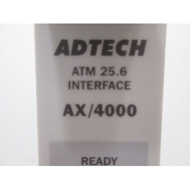 AX/4000 ATM 25.6 MBPS Interface Board / Module