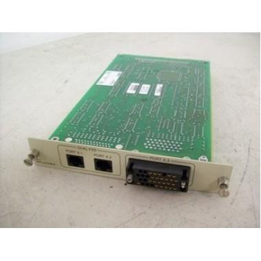 Dual FXS Plus (MW) Plug In Module Circuit Card