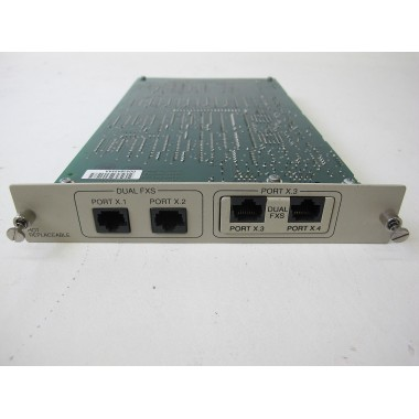 Adtran 1200082L1-HS Module Dual 2FXS Plus Plug on Option Module