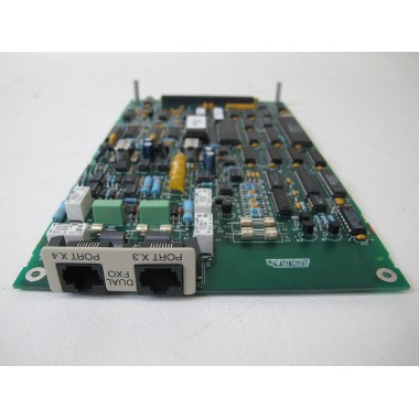 Dual FXO Plug-In Module