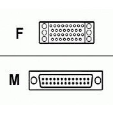Adtran 1200167L1 V.35 Connector Cable D-Sub to V.35