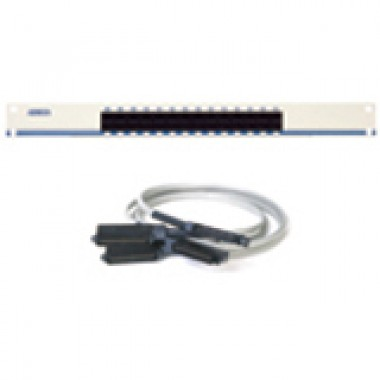 Adtran 1200291L1 RJ-48 DSX-1 Network Patch Panel