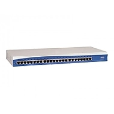 NetVanta 1223 Switch 24 Ports, Ethernet, FastEthernet, 10Base-T, 100Base-T
