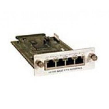 Ethernet Bridge, Fast Ethernet Plug In Module