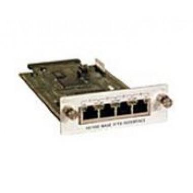 Adtran 1200655L1 Ethernet Bridge, Fast Ethernet Plug In Module