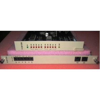 T1-ESF CSU Rack Mount Card Set Front and Rear Module