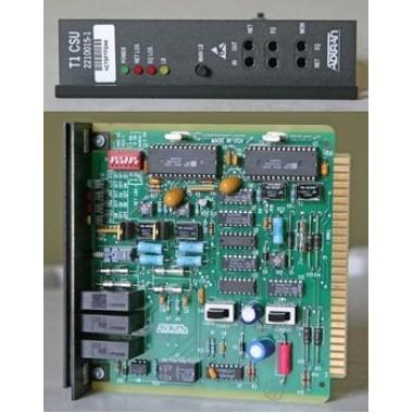 T1 CSU Card Module