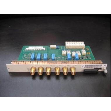1641 Fiber Optic Card Module
