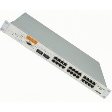 OmniStack 24-Port 10/100 with 2 100Base-SX Uplinks