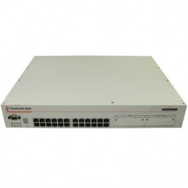 OmniStack 6600 24-Port 10/100 with Stack Module Expansion Slot
