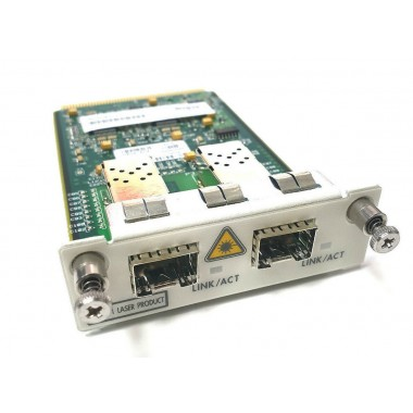 OmniSwitch Uplink Module with 2 MiniGBIC for the 6600 Series