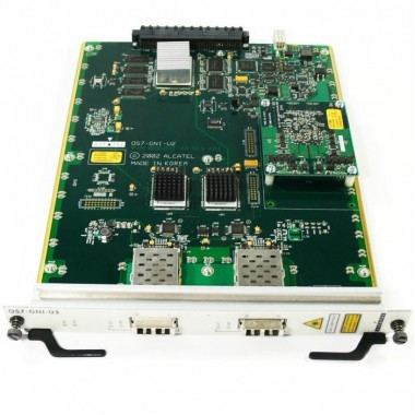 OmniSwitch 2-Port GBIC Universal Gigabit 1000Base Module