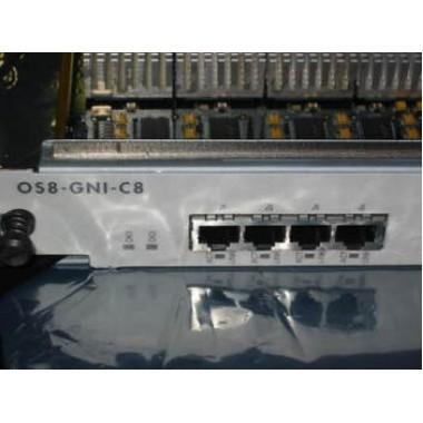 OmniSwitch 8800 8-Port 1000Base-T Gigabit Ethernet Module