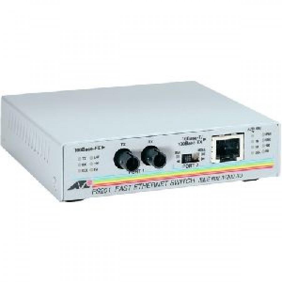 Allied Telesis AT-FS201-90 Fast Ethernet Media Converter 10/100Base ...