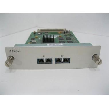 P330 2-Port 1000Base-LX Uplink (4705-059) X330L2
