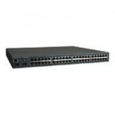 C364T Power 48-Port 10/100 PoE, 2 Mini-GBIC