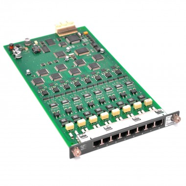 MM711 8-Port Analog Line Media Module