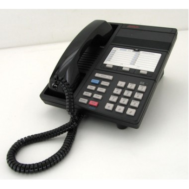 Black Office Phone 8403D02A-003