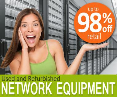 Huge Savings on Network Equipment