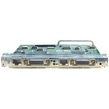 Access Stack Node (ASN) Dual Ethernet Module 10Base-T 2RJ45 2AUI