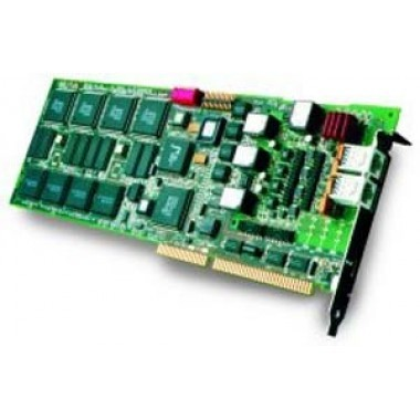 4-Port ISA Fax/Voice Card 4 Channel Loop Start