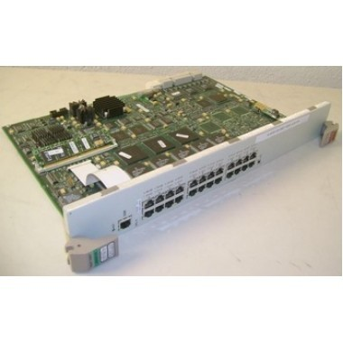 SmartSwitch 6000, 24-Port Fast Ethernet RJ45 Switch Module with RPS