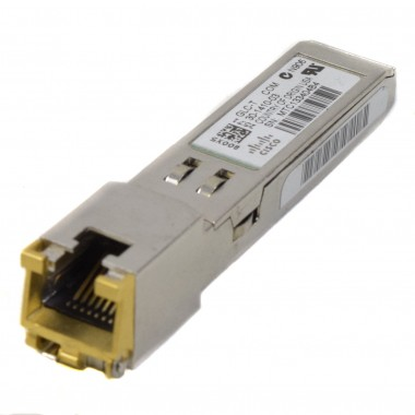 1000Base-T GLC-T SFP Transceiver Module
