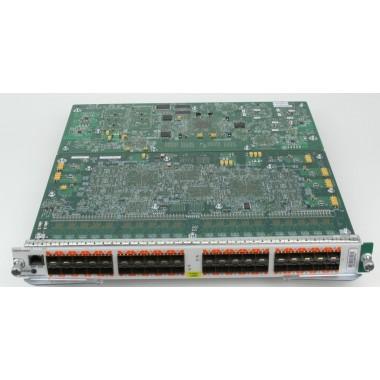 7600 ES+ Ethernet Services Plus Line Card, 40xGE SFP with DFC 3C