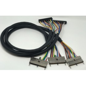 CAB-RFSW520QTIMM2 MCX-MCX (RD, WH, BL, GN, YL), 45-Inch Downstream Cable