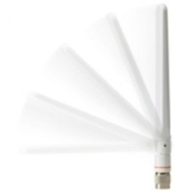 Aironet 2.4GHz 2dBi and 5GHz 4dBi Dipole Antenna RP-TNC White