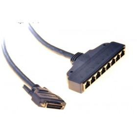 1 Meter 8 PRI DFC Cable Female RJ45