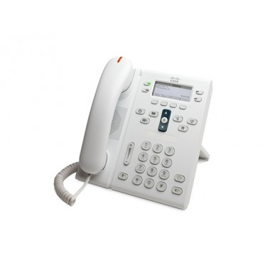 6941 4-Line Phone in White with Slimline Handset