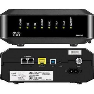 8x4 DOCSIS 3.0 Cable Modem