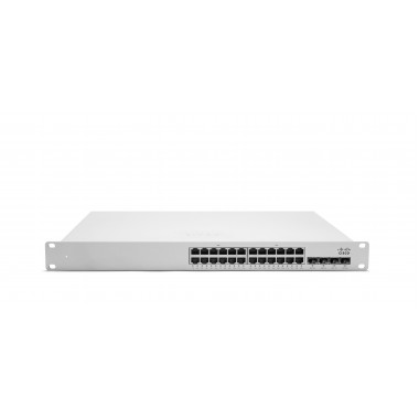 Layer 3 Cloud Managed PoE 24-Port Switch