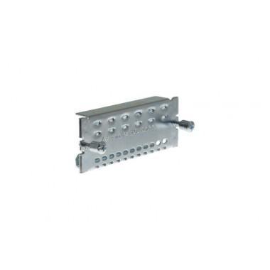 Blank Cover for NIM Slot on ISR 4400 4300 4000 - 800-37807-03