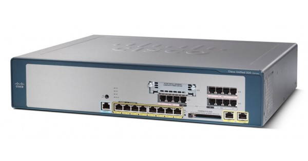 Unified Communications 520 System 48-User Configuration with 12 PSTN(FXO)  VoIP Gateway