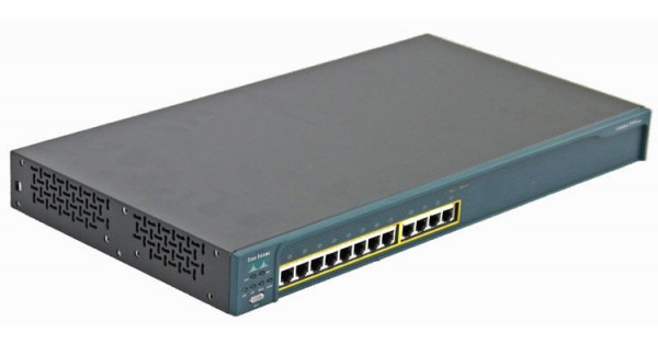 cisco ws c2950 12 12 port, 10 100 catalyst 2950 12 ethernet switchCatalyst 2900xl 3500xl 2950 Switch Using An External Router Cisco #17