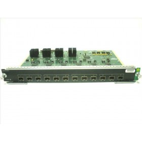 Catalyst 10GBE SFP+ 4500 E-Series Line Card - 12 x SFP+ 12 x Expansion Slots