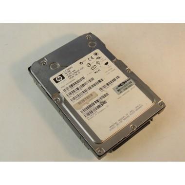 Hard Drive, 72.8GB u320 SCSI, 15k RPM, Hot-Plug Hard Disk Drive HDD